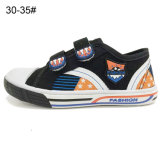New Style Kids Magic Tape Canvas Shoes Cloth Shoes (HH0727)