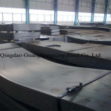 ASTM A36, Q235, S235jr, Q345, placa de aço laminada a alta temperatura de S355jr