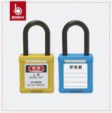 No Conductiva Seguridad Candado ABS Cuerpo de acero grillete Kd / Mc / Ka (OSHA-PL11)