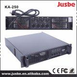 Ka250の電力増幅器4方法/4つのチャネルアンプ