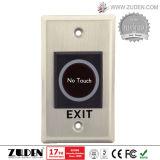 バックライトKaypadとのスタンドアロンRFIDのドアのアクセス制御
