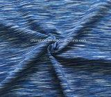 Tessuto dell'indumento di Casualwear dello Spandex del poliestere della tintura del raso di buona qualità (HD2204332)
