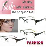 Telai dell'ottica poco costosi di Eyewear dei blocchi per grafici popolari su ordinazione degli occhiali