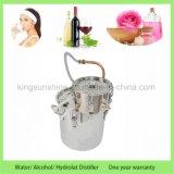 De roestvrij staal Verzegelde Wijn Hydrolat van de Alcohol van het Water van de Kolom van de Distillatie van de Ethylalcohol van de Distillateur voor het Gebruik van het Huis