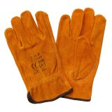 Cow Skin Labour Safety Safety Hand Working Drivers Gants