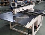 Máquina de costura do teste padrão automático para a emenda decorativa da parte superior de sapatas