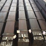 De koolstof van het staal en Gegalvaniseerde Vlakke Staaf