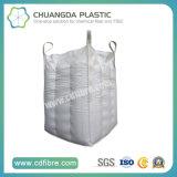 Grand sac de couture de tonne latérale de la courroie FIBC avec la cloison à l'intérieur