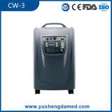 Концентратор Cw-3 кислорода серии 3L Cw медицинского оборудования