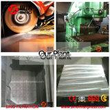 Máquina hidráulica de la prensa de la placa y de filtro del marco para la desecación del lodo