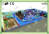 Спортивная площадка напольного бассеина шарика Спортивной площадки-Kaiqi крытая для спортивная площадка /Kids сбывания/крытой спортивной площадки моря крытая темы моря корабля пирата