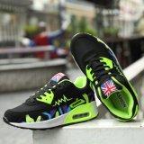 El deporte vendedor caliente de la manera calza la zapatilla de deporte de los zapatos corrientes