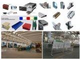6061 6063 Perfil de alumínio extrudado para construção e mobiliário