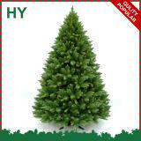 혼합 소나무는 크리스마스 나무를 기울인다