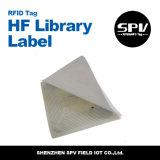 Etiqueta modificada para requisitos particulares de la biblioteca de la frecuencia ultraelevada del extranjero H4 de la insignia
