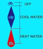 Sobre la calefacción del golpecito eléctrico inoxidable de la cocina de Resetable