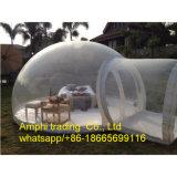 Barraca desobstruída barata da bolha para a venda/barraca inflável da bolha/a barraca de acampamento