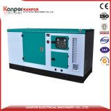 108kwカンボジアのための予備発電として信頼できるディーゼル発電機セット