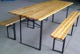 A tabela de madeira da cerveja do abeto contínuo ajusta o atacadista