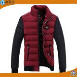 Casaco de Inverno Masculino Personalizado Revestimento Casaco Exterior Casaco Casual