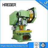 Máquina excêntrica elevada da imprensa de potência de Formosa Precision125t