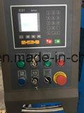 Frein simple de presse de commande numérique par ordinateur de série de Wc67y pour la machine à cintrer de plaque métallique