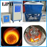 Schnelles Einschmelzen-und dämpfungsärmes Goldschmelzende Induktionsofen-Maschine