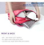 Bolso cosmético del recorrido de Bage del bolso del almacenaje