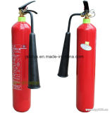 o cilindro 2kg do extintor de incêndio pode CO2 de enchimento com certificação do Ce