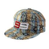Blaue kühle Hip Hop-Schutzkappe (JRN086)