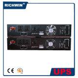 Montierung UPS-reine Sinus-Welle der Zahnstangen-1kVA~6kVA Online-UPS für Computernetz-Server