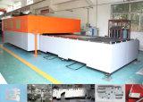 La machine de découpage grande de laser de fibre d'acier inoxydable d'acier du carbone
