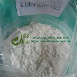 CAS 73-78-9の鎮痛剤のためのローカル麻酔エージェントのLidocaineの塩酸塩