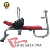 Gymnastik-Geräten-/Eignung-Geräten-justierbarer Prüftisch für Abdominal- Muskeln