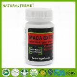 Verbeter de Mannelijke Tablet van het Uittreksel van Maca van Prestaties met 60 Pillen per Fles