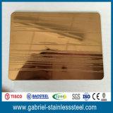 цена 304 тисненого листа нержавеющей стали 0.4mm