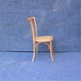 Utilizado empilando la silla de madera de la vendimia posterior del diseñador de Coss para la boda y el restaurante Yc-As62-1