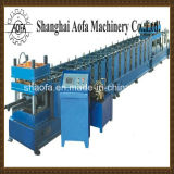 Acier galvanisé W Profil de faisceau Machine de formage de rouleaux de barrage de la route