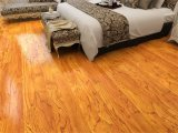 Suelo de múltiples capas impermeable dirigido de madera sólida