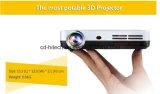 Proiettore pieno di HD 3D LED con l'altoparlante di bordi