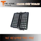 lampada impermeabile esterna di 72PCS LED RGBW 4in1