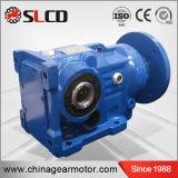 Kcシリーズ機械のための螺旋形の斜めギヤ減少ボックスの専門の製造業者
