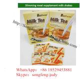 밀크 셰이크, 체중 감소를 위한 차를 체중을 줄이는 가득 차있는 우유를 체중을 줄이는 불타는 지방질