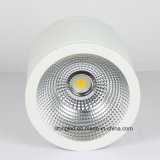 Diodo emissor de luz montado superfície Downlight da ESPIGA 25W 35W do diâmetro 190mm do CRI 90 do poder superior