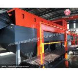 Niedrige Kosten-Plastikaufbereitenmaschine/Plastikaufbereitenmaschine für Verkauf