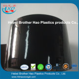 Занавес двери прокладки PVC пластмассы барьера визирования опаковый черный