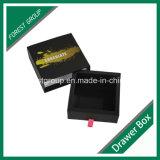 Caja de papel kraft de diapositivas caja abierta (FP0200029)