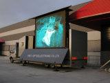 Pantalla a todo color del surtidor P8 LED de China para la publicidad al aire libre