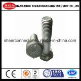 Pernos de alta resistencia para la construcción de estructuras de acero