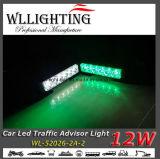 De Richting Mini Lichte Staaf van de LEIDENE Adviseur van het Verkeer